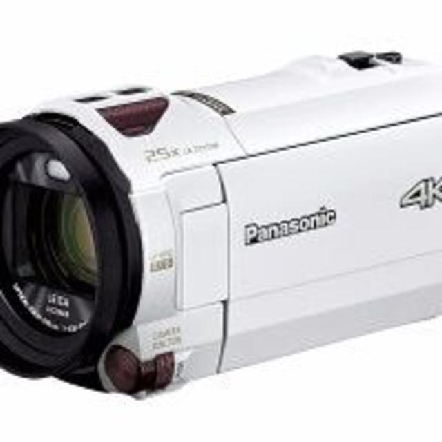 Panasonic(パナソニック)のパナソニック panasonic HC-VX992M 新品 スマホ/家電/カメラのカメラ(ビデオカメラ)の商品写真