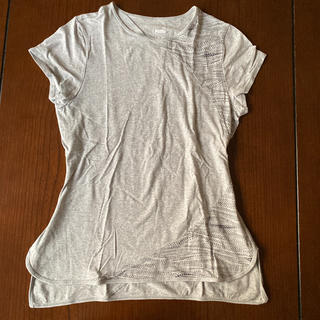 プーマ(PUMA)のプーマ Tシャツ グレー Lサイズ(Tシャツ(半袖/袖なし))