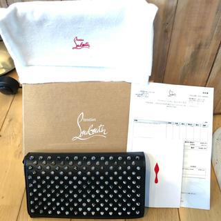 Christian Louboutin - 付属品完備 美品  生産終了 ルブタンマカロン財布