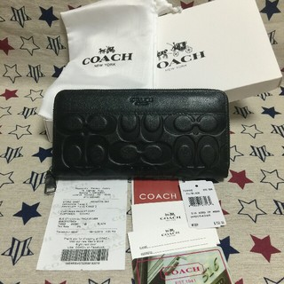 COACH - コーチ長財布 国内発送COACH F31651