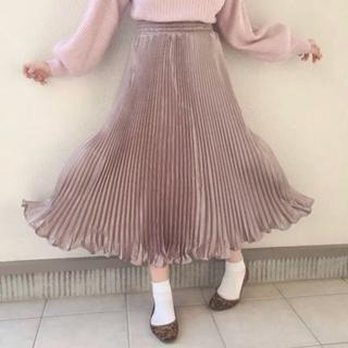 dholic - グリッタースカート