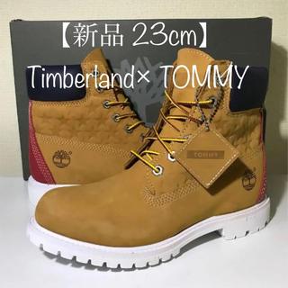 ティンバーランド(Timberland)の【Timberland 新品】23cm ティンバーランド × TOMMY コラボ(ブーツ)