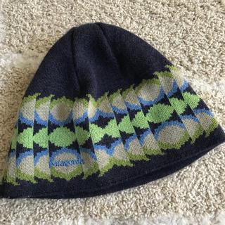 patagonia - パタゴニア ニット帽 USED