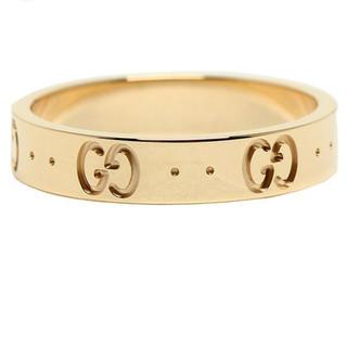 グッチ(Gucci)の♡GUCCI アイコンスィハンドリング (リング(指輪))