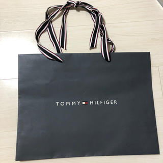 トミーヒルフィガー(TOMMY HILFIGER)のトミーヒルフィガー ショッパー(ショップ袋)