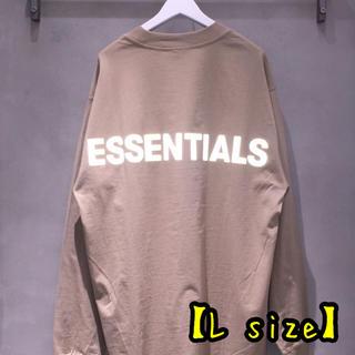 フィアオブゴッド(FEAR OF GOD)のFOG Essentials ロンT Lサイズ(Tシャツ/カットソー(七分/長袖))