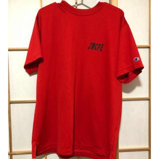 チャンピオン(Champion)の日本女子体育大学 バスケ Tシャツ(バスケットボール)