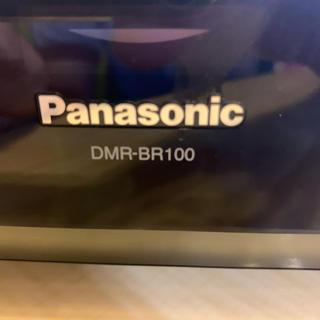 Panasonic - パナソニック DIGA HDDレコーダー DMR-BR100