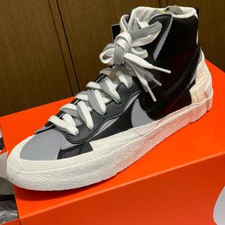 NIKE - Nike Blazer mid /sacai