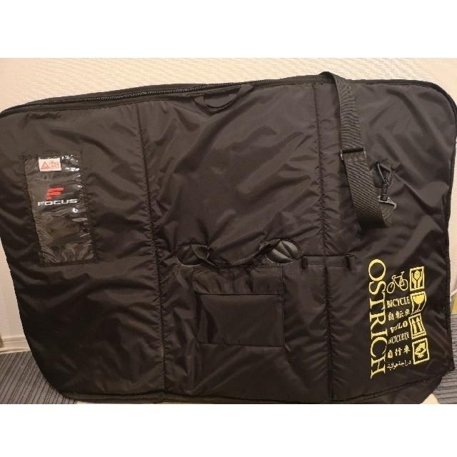 OSTRICH(オーストリッチ)のオーストリッチ 輪行袋 飛行機 OS-500 スポーツ/アウトドアの自転車(バッグ)の商品写真