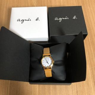 アニエス・ベー 腕時計 レディース