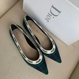 Dior -  Dior ストラップパンプス 22-25cm