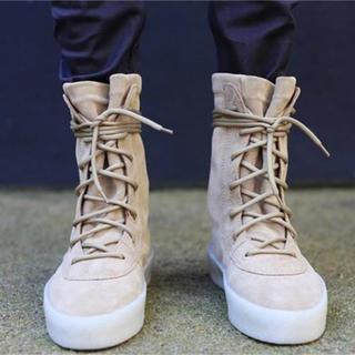 アディダス(adidas)のYEEZY SEASON 2 CRPE BOOTS(ミリタリーブーツ)(ブーツ)
