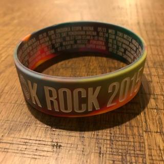 ワンオクロック(ONE OK ROCK)のONE OK ROCK ラバーバンド【2015-35xxxv】(ミュージシャン)