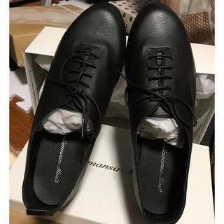 SM2 - 新品未使用 Samansa Mos2 革靴