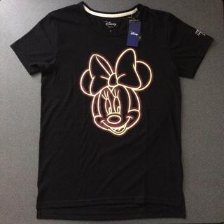 Disney - 【先着1名様限定★新品未使用】ディズニー ミニー 蓄光Tシャツ
