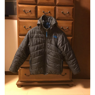 THE NORTH FACE - THE NORTH FACE★リバーシブルダウン★130相当