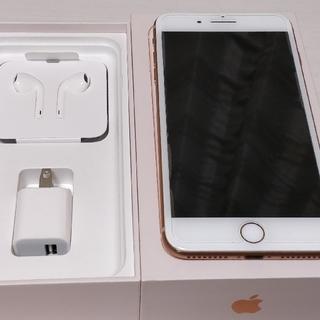 Apple - iPhone8Plus 256GB ローズゴールド Docomo SIMフリー済