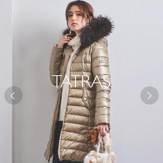 TATRAS - 2019 今季 TATRAS タトラス リバーシブル ダウンコート/アローズ