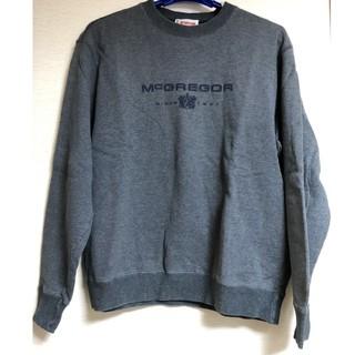 マックレガー(McGREGOR)の最終値下げ トレーナー McGREGOR(スウェット)