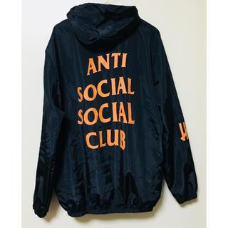 アンチ(ANTI)のAnti Social Social Club undefeated ジャケット(ナイロンジャケット)