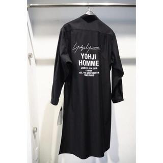 Yohji Yamamoto - ヨウジヤマモトスタッフシャツセットアップ