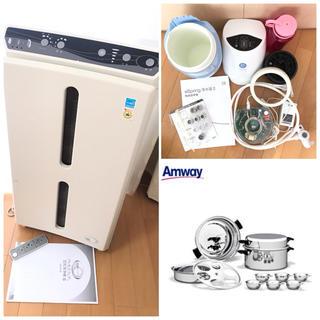 Amway - アムウェイ アトモスフィア 空気清浄機 6Lシチューパン eSpring浄水器