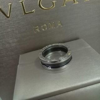 BVLGARI - 売り上げ ☆れBVLGARI☆ リング指輪 正規品 シルバー メンズ