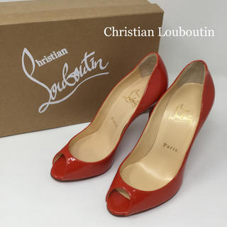 Christian Louboutin レディースハイヒール 36(約23cm)