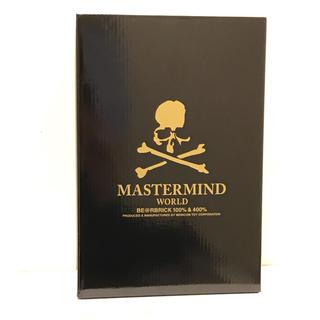 mastermind JAPAN - 即発可!BE@RBRICK MASTERMIND ベアブリック マスターマインド