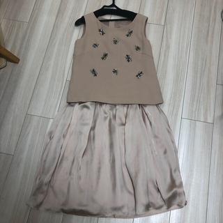 ロートレアモン(LAUTREAMONT)のロートレアモン セパレートドレス サイズ38(ミディアムドレス)