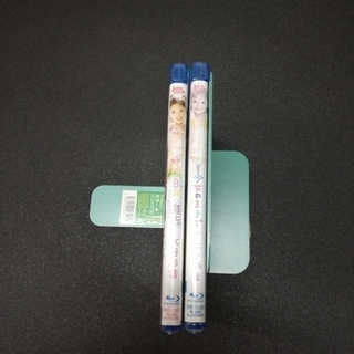 【匿名配送】【未開封品廃盤レア】 水谷彩音 ブルーレイ 2枚セット 初回限定版