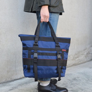 BRIEFING - BRIEFING FOLD TOTE  廃盤品 ナイロン袋付