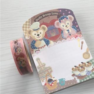 ダッフィー - 新品 スウィートダッフィー メモマステセット