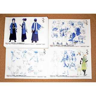 【131枚】刀剣乱舞-花丸- 設定資料