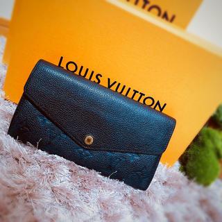 LOUIS VUITTON - 【正規品】ルイヴィトン ポルトフォイユサラ