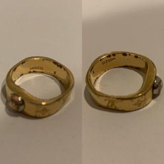 ルイヴィトン(LOUIS VUITTON)のLOUIS VUITTON  指輪♡中古品(リング(指輪))