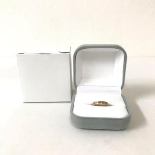 カルティエ(Cartier)のカルティエ スリーカラーリング 指輪 K18 サイズ7号 ☆ティファニー(リング(指輪))