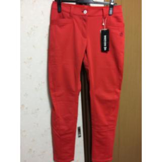 マンシングウェア(Munsingwear)のマンシングウェア ゴルフ防寒パンツ(ウエア)