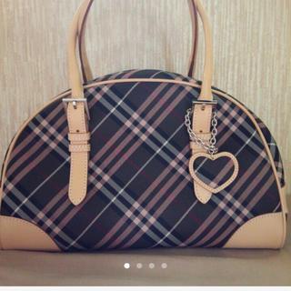 BURBERRY BLUE LABEL - バーバリーブルーレーベル  鞄