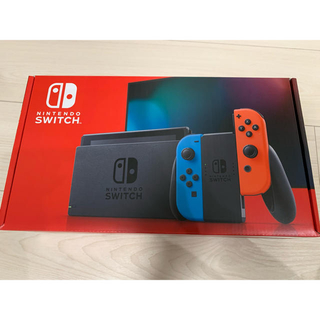 Nintendo Switch - 任天堂 スイッチ新型ネオン Switch 新品未使用