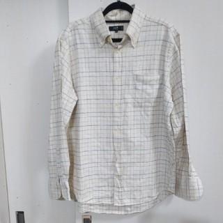 ニジュウサンク(23区)の23区 50サイズ(L)長袖シャツ(シャツ)