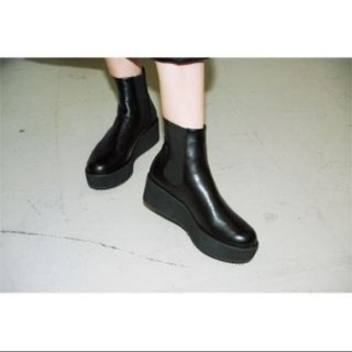 SLY - SLY PLATFORM SHORT BOOTS