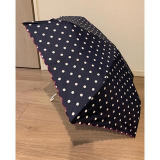 ☆折りたたみ傘 ドットプリント☆