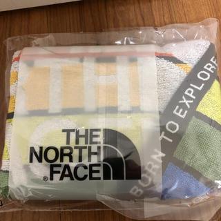 ザノースフェイス(THE NORTH FACE)のノースフェイス マウンテンレインボータオル M(タオル/バス用品)