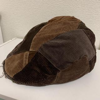 カシラ(CA4LA)の#CA4LA #カシラ メンズ ハンチング 帽子(ハンチング/ベレー帽)