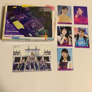 乃木坂46 - 値下げ 乃木坂46 6th バスラ 完全生産限定 DVD トレカ ポストカード