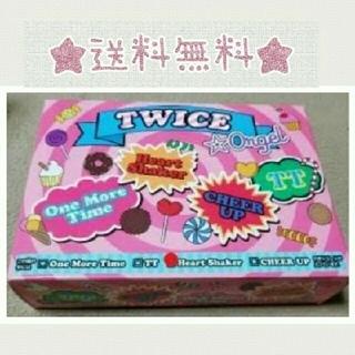 ウェストトゥワイス(Waste(twice))の★非売品【TWICE】オルゴール Heart Shaker k-pop 韓国(アイドルグッズ)