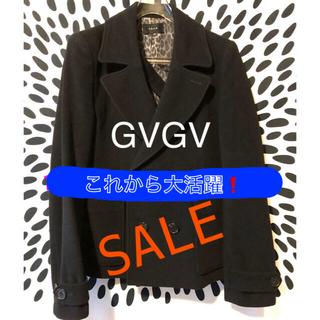 ジーヴィジーヴィ(G.V.G.V.)の★Black Friday! 31日までお値下げ G.V.G.V. Pコート(ピーコート)