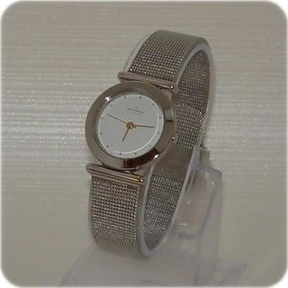 スカーゲン(SKAGEN)のSKAGEN 107SSS 【電池交換済】(腕時計)